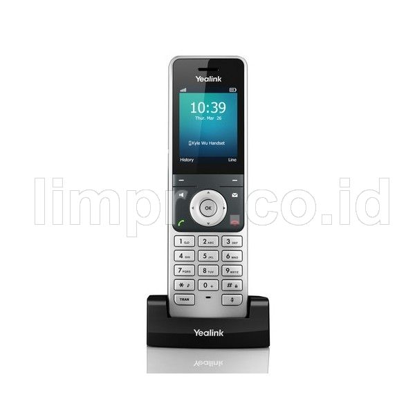 Yealink High Performance IP Dect Phone W56H